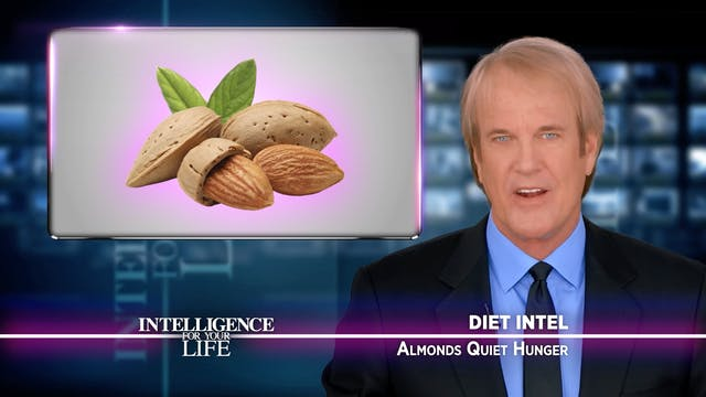 Eat Raw Almonds To Quiet Hunger