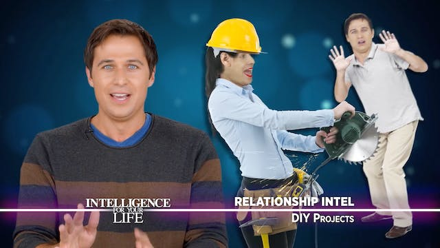 DIY Projects Help Relationships