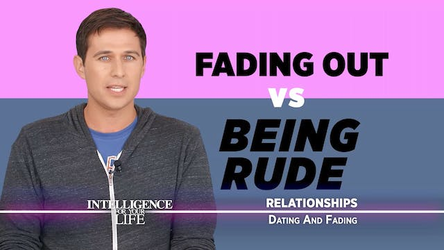 Dating And Fading