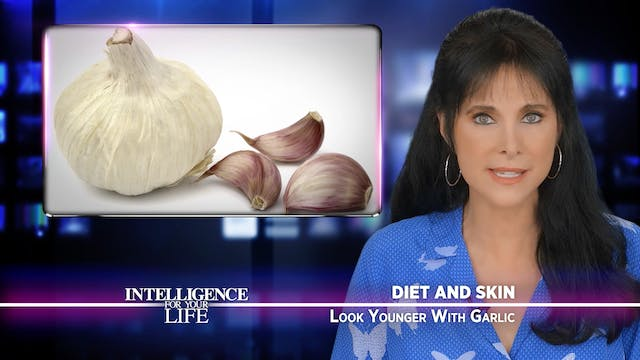 Look Younger With Garlic