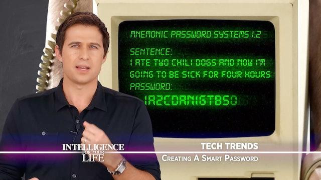Create A Smart Password