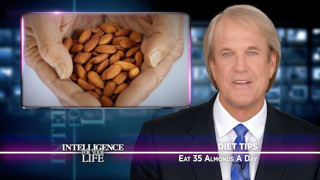 Eat 35 Almonds A Day