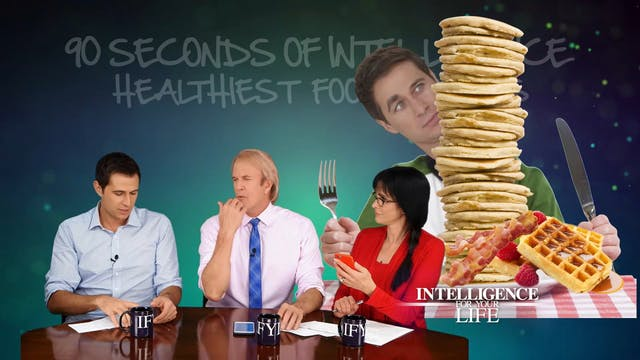 90 Seconds: Healthiest Food Choices, ...