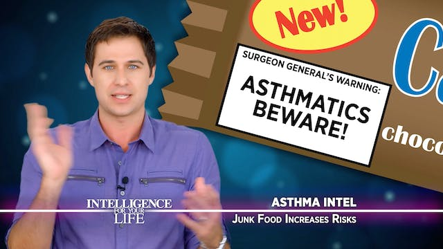 Junk Food Increases Asthma Risk