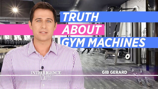 Truth About Exercise Machines