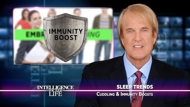 Cuddling Gives You An Immunity Boost