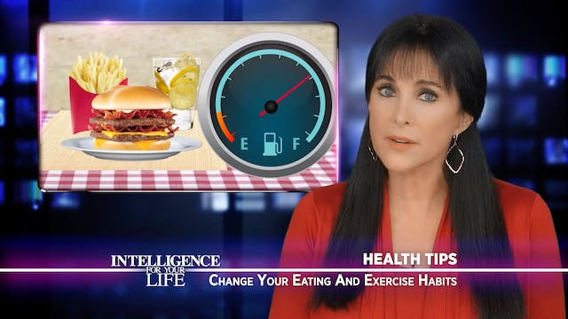 Change Your Eating And Exercise Habits