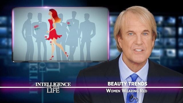 Women Wearing Red