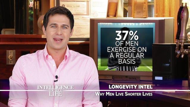 Why Men Live Shorter Lives