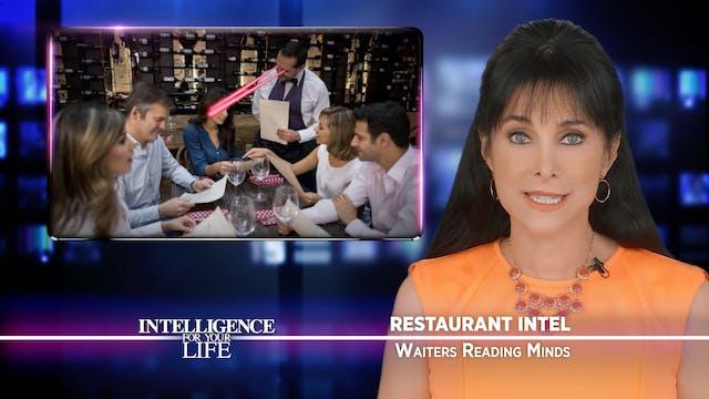 Waiters Reading Minds