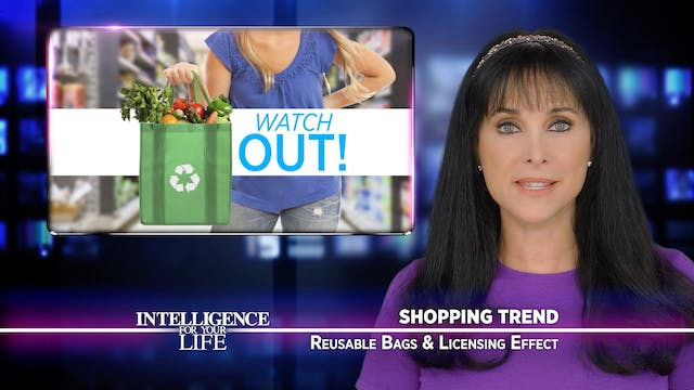Reusable Bags And Licensing Effect