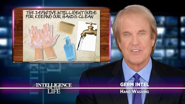 Hand Washing Protects You From Gettin...