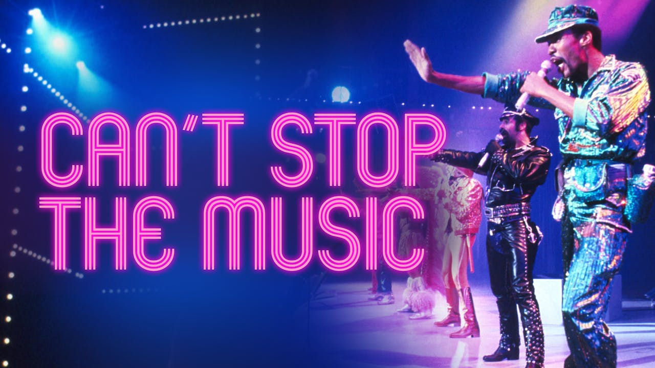 Can't stop the music