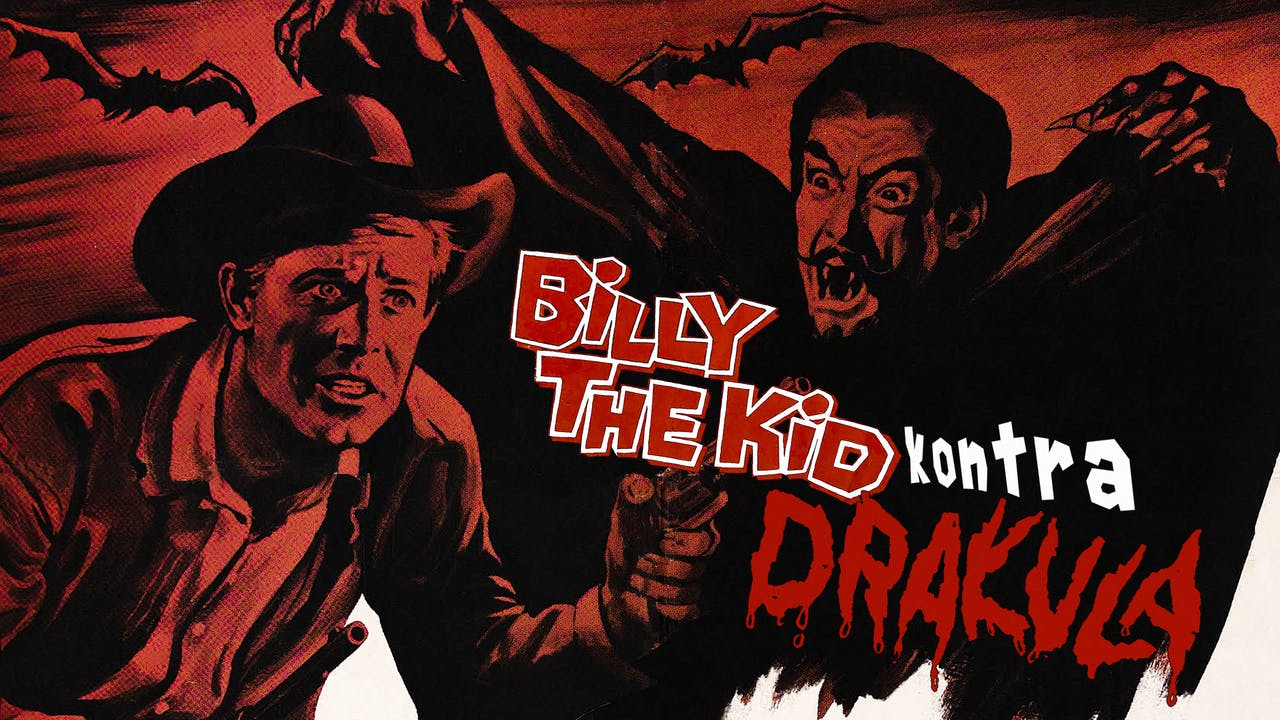 Billy the Kid kontra Drakula