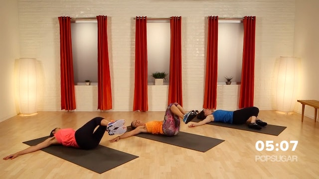 10 Minute Abs and Core Workout Without Crunches - Class FitSugar