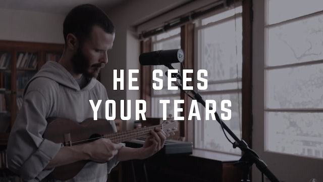 SHADE -- He Sees Your Tears -- Brother Isaiah (Live)