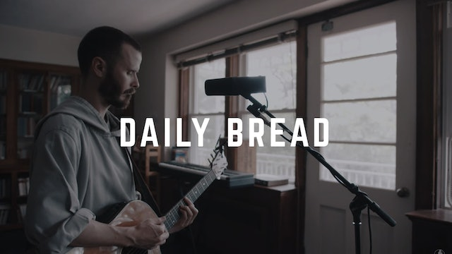 SHADE -- Daily Bread -- Brother Isaiah (Live)