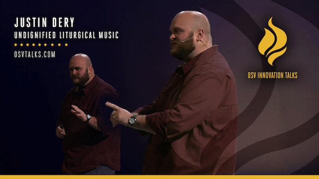 Undignified Liturgical Music with Justin Dery
