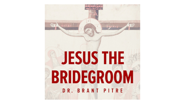 Jesus the Bridegroom: The Greatest Love Story Ever Told by Dr. Brant Pitre