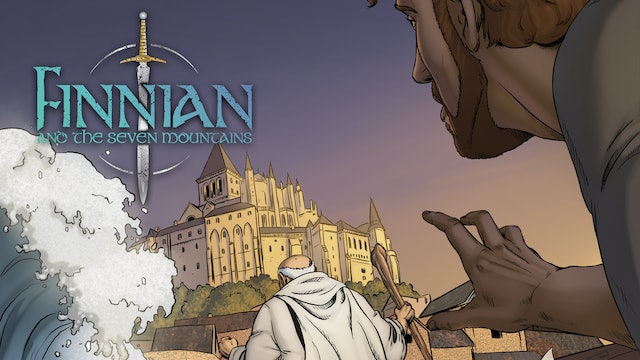Finnian and the Seven Mountains - Issue #3 // PDF