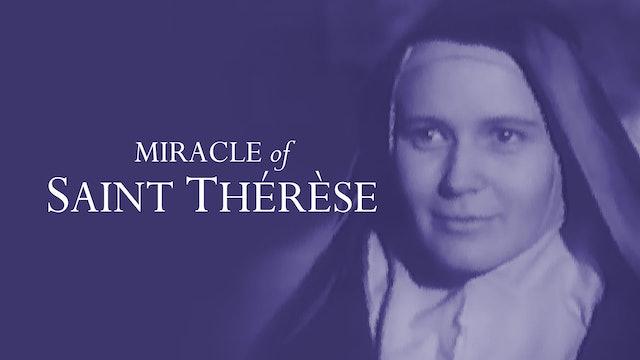 Miracle of Saint Thérèse