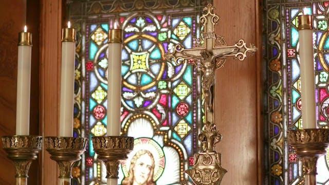 Misa - IV Domingo de Cuaresma - 'Laet...