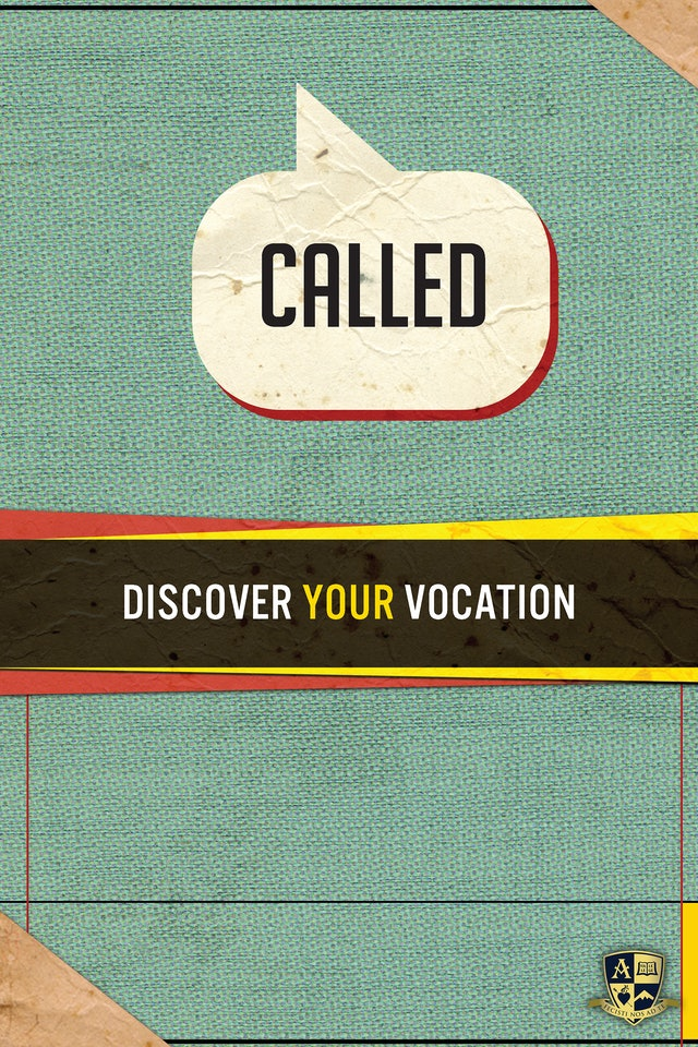 Called: Discover Your Vocation by YDisciple
