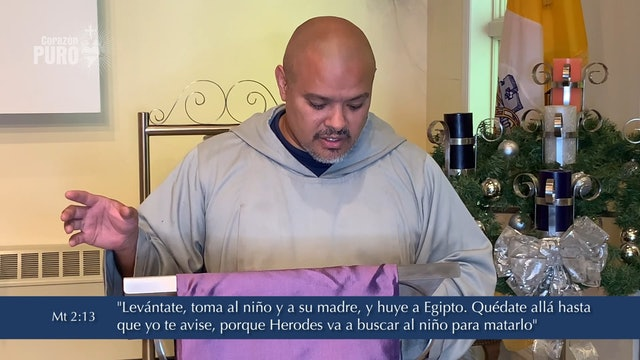 Solemnidad de la Sagrada Familia - Diciembre 29, 2019