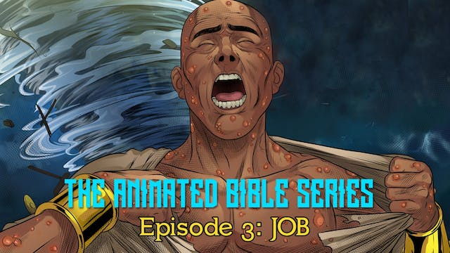 The Animated Bible Series 3: Job
