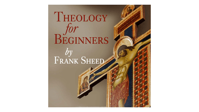 Theology for Beginners by Frank Sheed