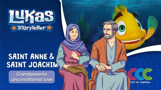 Lukas Storyteller: Saints Anne and Joachim