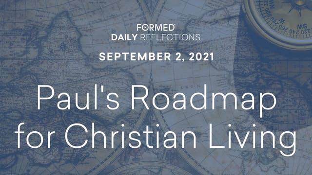 Daily Reflections – September 2, 2021