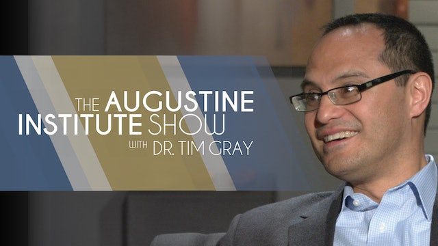 The Augustine Institute Show with Dr. Tim Gray - 3/30/21 - Dr. Edward Sri