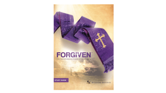 Forgiven Study Guide