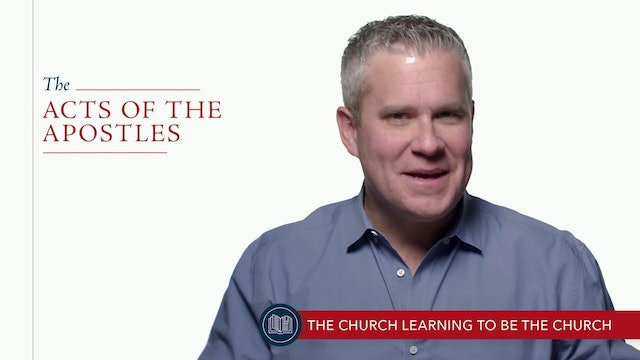 Acts of the Apostles with Mark Hart
