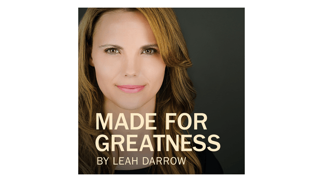 Made for Greatness: Runway Model Turns to Christ by Leah Darrow