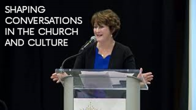 Shaping Conversations in the Church and Culture - Mary Rice Hasson