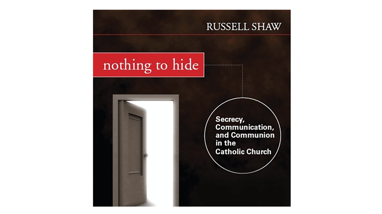 Nothing to Hide by Russell Shaw