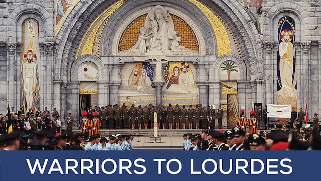 Warriors to Lourdes