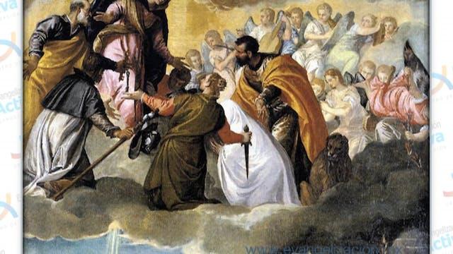La intercesión de María