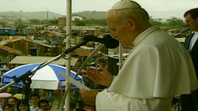 """Volume 8 """" I Am Your Voice"""" The Pope on Human Rights"""