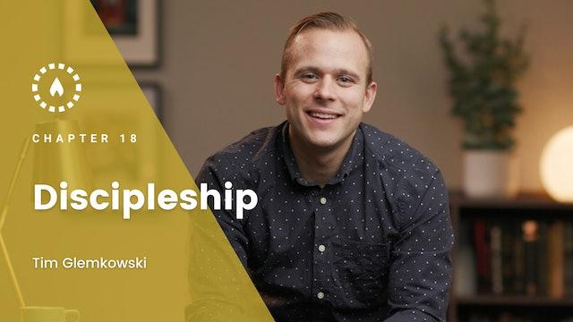 Chapter 18: Discipleship