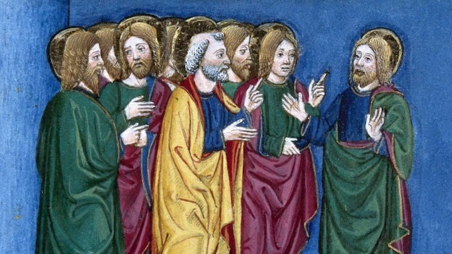 Communion Point Three: Preface, Chapters 1-2.2