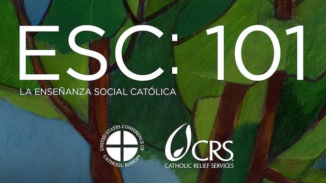 La Enseñanza Social Católica 101