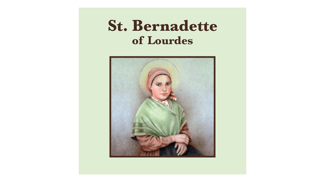 Truth to Inspire: St. Bernadette of L...
