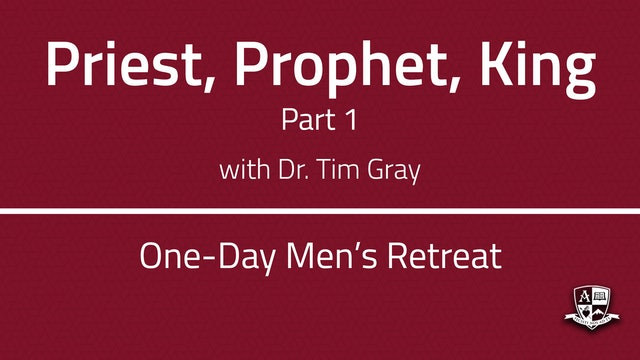 Priest, Prophet, King - Part 1