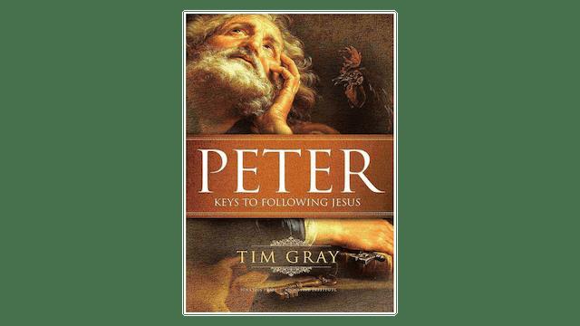 KINDLE: Peter: Keys to Following Jesus