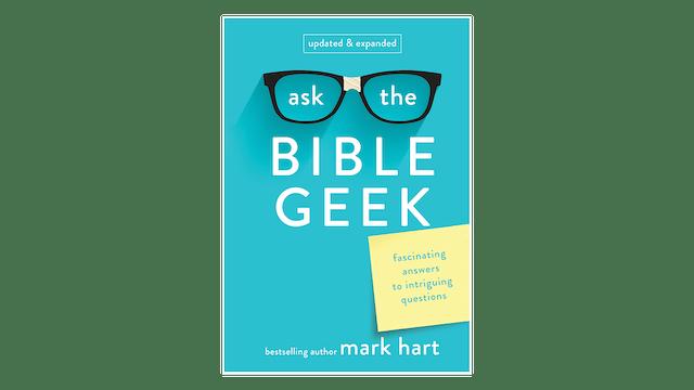 MOBI: Ask the Bible Geek by Mark Hart