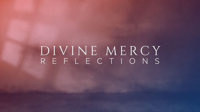 Divine Mercy Reflections