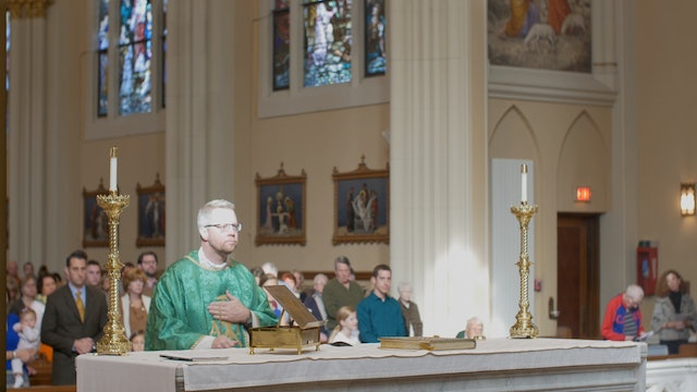 Incense at Mass